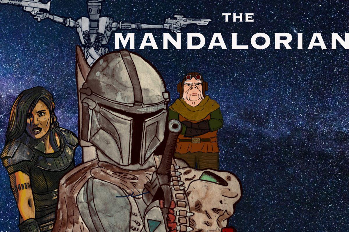 Mandalorian: The Modern Western