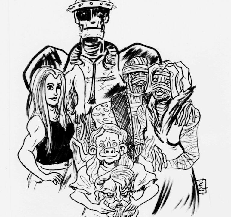 Doom Patrol Episode 7-9 : The Final Episodes
