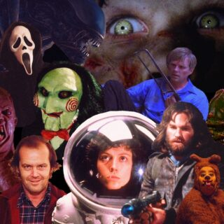 My Top 5 Favorite Horror Movies
