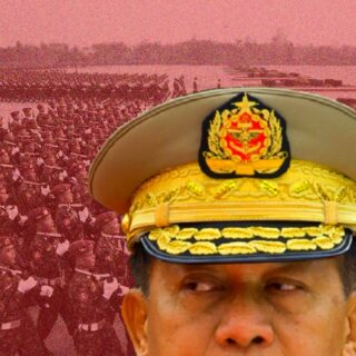 Alleged Voter Fraud and the Myanmar Coup, in Short