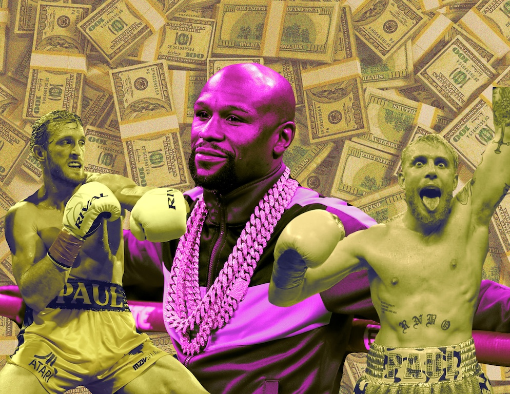 Paul Brothers Could be just What Gets Gen Z into Boxing — for Better or for Worse