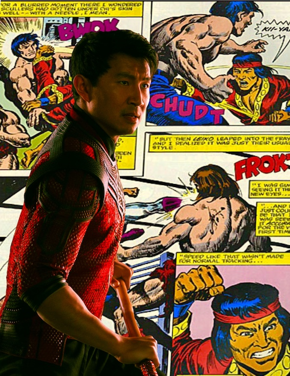 Shang-Chi and the Legend of the Ten Rings: Get the rings Sonic- I mean Shang-Chi
